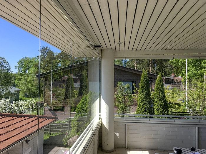 Lasikeskus Turku Parvekelasit